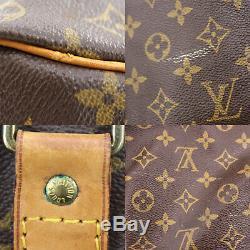 Louis Vuitton Fourre-Out 50 Boston Main Sac Monogramme M41426 Vintage Auth #W807