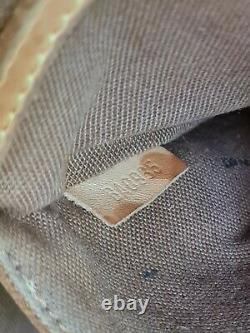 Louis Vuitton Sac ALMA Monogram Authentique PM model M51130
