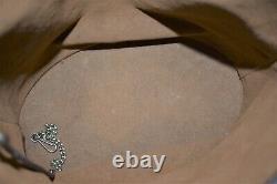 Louis Vuitton, Sac Bucket PM en cuir épi moka