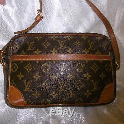 Louis Vuitton Sac Trocadéro Vintage