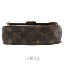 Louis Vuitton Saint Nuage Pm Épaule Sac Monogramme M51244 Vintage Authentiques #