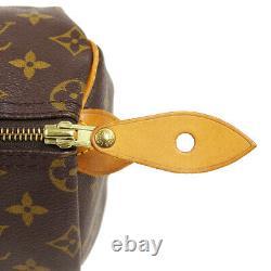 Louis Vuitton Speedy 25 Main Sac SP0995 Main Monogramme Vintage M41528 31779