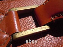 Louis Vuitton sacoche Pilot Case Oural serviette porte documents Briefcase