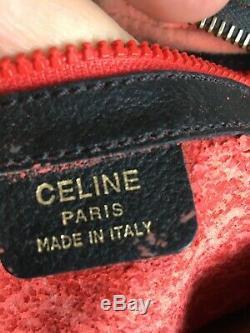 Magnifique Sac Celine Paris/vintage