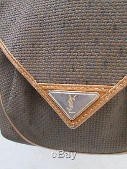 Magnifique authentique sac à main YVES SAINT LAURENT vintage bag