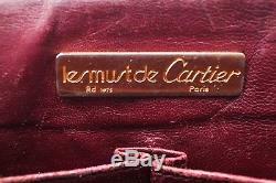 Magnifique vintage sac Cartier / Cartier vintage bag