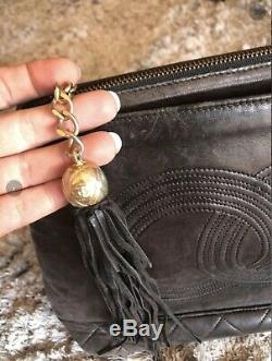 Pochette Sac Chanel Authentique Vintage