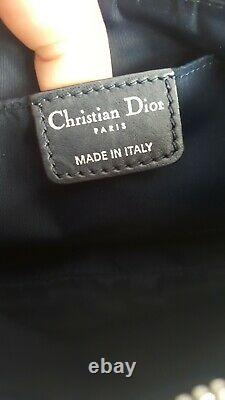 Sac Baguette bag porté main ou épaule Christian Dior Toile Monogrammé Vintage