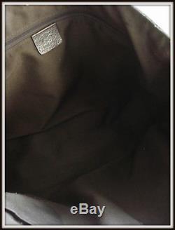 Sac Caba Gucci cuir toile monogrammé made italie vintage bag borsa