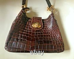 Sac Celine Bag Cuir Vintage Rarissime