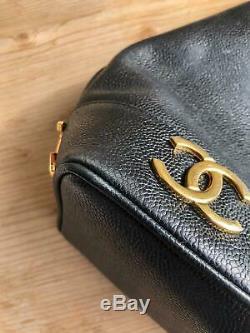 Sac Chanel Modèle Vintage 1991-1994