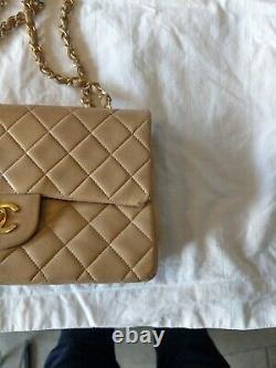 Sac Chanel Timeless vintage veritable (numéroté)