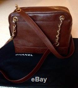 Sac Chanel Vintage Parfait Etat