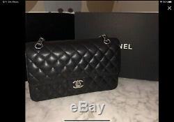 Sac Chanel Vintage Timeless En Parfait État Avec Carte Dauthenticité