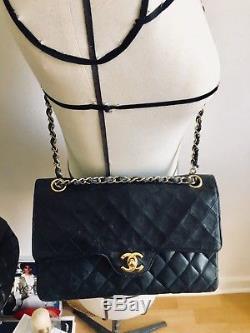 Sac Chanel Vintage Timeless / Vintage Chanel Timeless Bag