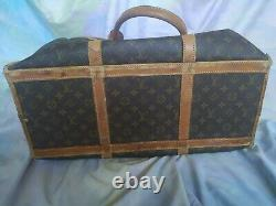 Sac Chaussure 50 Monogram Vintage -Louis Vuitton