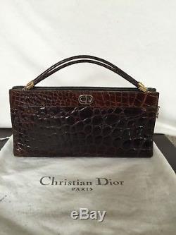 Sac Christian Dior vintage