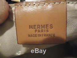 Sac Cuir Hermes Paris Victoria Vintage Noir Marron