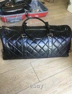 Sac De Voyage Chanel authentique Collector
