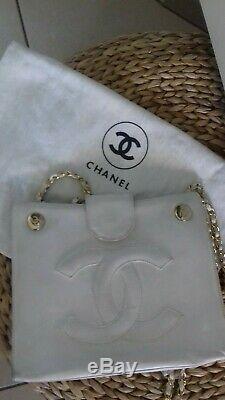 Sac En Cuir Chanel Vintage