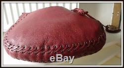 Sac Epaule Dior made Italie cuir vintage bag