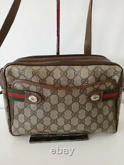 Sac Gucci Monogramme, Bag Gucci Vintage