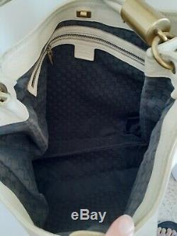 Sac Gucci Vintage en Cuir Gucci Leather Bag