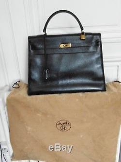 Sac Hermes Kelly Sellier 35 Vintage