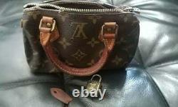 Sac Louis Vuitton LV Nano Speedy Bag