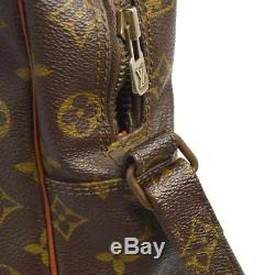 Sac Louis Vuitton Marceau/vintage/toile Monogram/cuir/excellent Etat