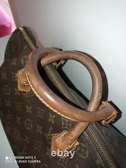 Sac Louis Vuitton, Monogram, Canevas, Authentique, Speedy 30, Vintage