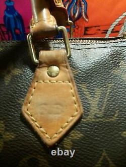 Sac Louis Vuitton Speedy Petit Modèle très tendance authentique avec facture