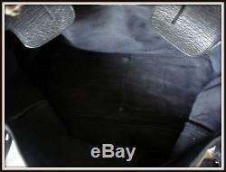 Sac Mac Douglas pyla Grand Modèle cuir noir bag borsa vintage