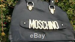 Sac Moschino Atelier Annees 80 Vintage Bag 80s Era