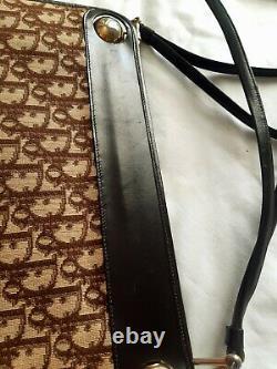 Sac Pochette Christian Dior Monogrammé Vintage Christian Dior Monogram Bag