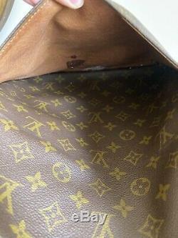 Sac à bandoulière vintage Louis Vuitton