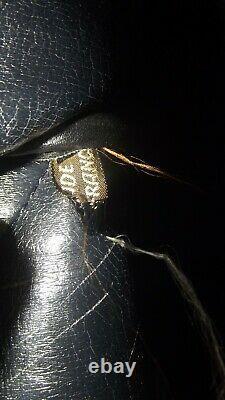 Sac à main Boston trotter Speedy Christian Dior vintage cuir toile monogramme
