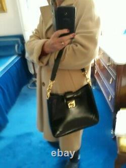 Sac a main Céline noir Vintage