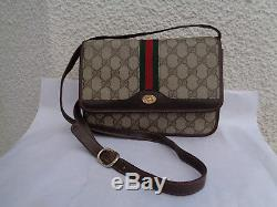 Sac à main GUCCI (made in Italy) TBEG Authentique & vintage Bag