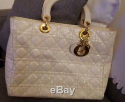 Sac à main Lady Dior Vintage