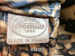 Sac à main Longchamp cuir de veau