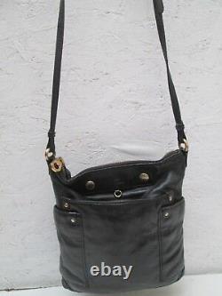 Sac à main MARC by MARC JACOBS cuir vintage bag /