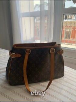 Sac à main Vintage Louis Vuitton modèle Batignolles