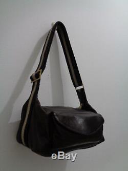 Sac à main en cuir BALLY TBEG authentique & vintage Bag