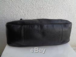 Sac à main en cuir PRADA made in ITALY TBEG authentique & vintage Bag
