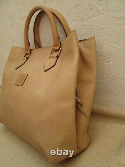Sac à main shopping Fendi made in Italy vintage en cuir bag