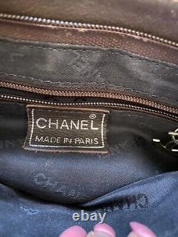 Sac baguette Chanel Vintage