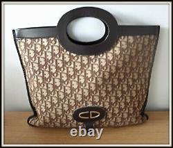 Sac caba Christian Dior made France vintage 70 bag borsa