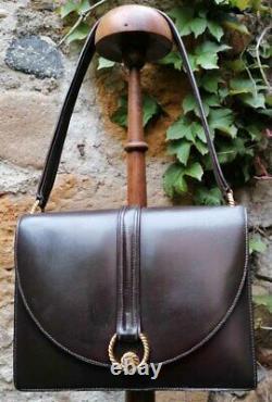 Sac de Dame par Hermès Paris vintage 1960's