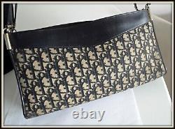 Sac epaule Christian Dior monogramme vintage 90 bag borsa